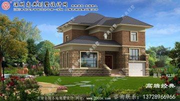 天宁区英式两层农村自建