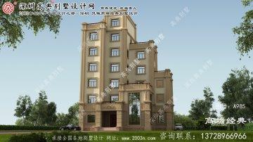 南昌县西式风格,80、90后自建房