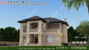 忻州市农村经济型二层小