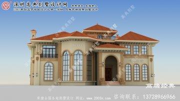 遂宁市最新别墅设计