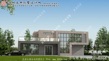 嘉禾县实用的现代式平屋