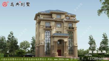 五层别墅设计图大全