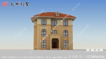 农村房屋室内设计建造家人满意的房子