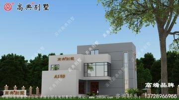 自建住宅设计让家里人住的更舒适