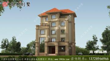 自建房设计打造独特的住宅