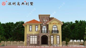老家建房纯粹是为了改善家庭居住环境,
